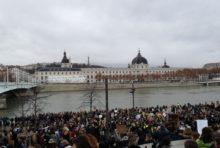 Greenpeace à la 3° Marche pour le Climat de Lyon