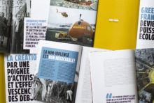 Greenpeace France : 40 ans d'engagements