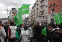 La marche du siècle à Rouen