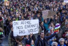 Marche pour le climat Marseille le 21 septembre 2019, à 14h