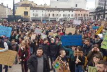 Marche pour le climat à Nancy