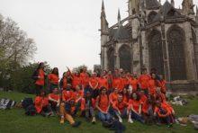 Rencontre avec des jeunes en service civique