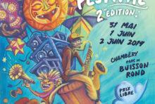 31 mai – 2 juin : stand de Greenpeace Chambéry au FIRE Festival #2