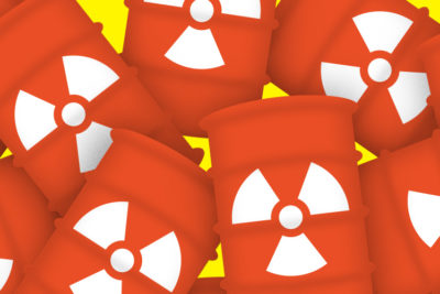 Déchets nucléaires : ça déborde !