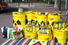 Des déchets nucléaires près de chez nous