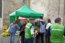 Activité déchets nucléaires à Poitiers!
