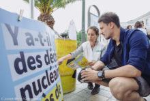 Mobilisation citoyenne face aux déchets nucléaires
