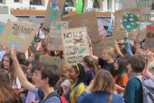 Marseille : Grève Internationale pour le Climat