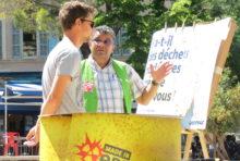 Activité au Cours Julien : Déchets nucléaires