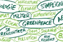 Réunion d'accueil de Greenpeace Chambéry 1er octobre à 19h