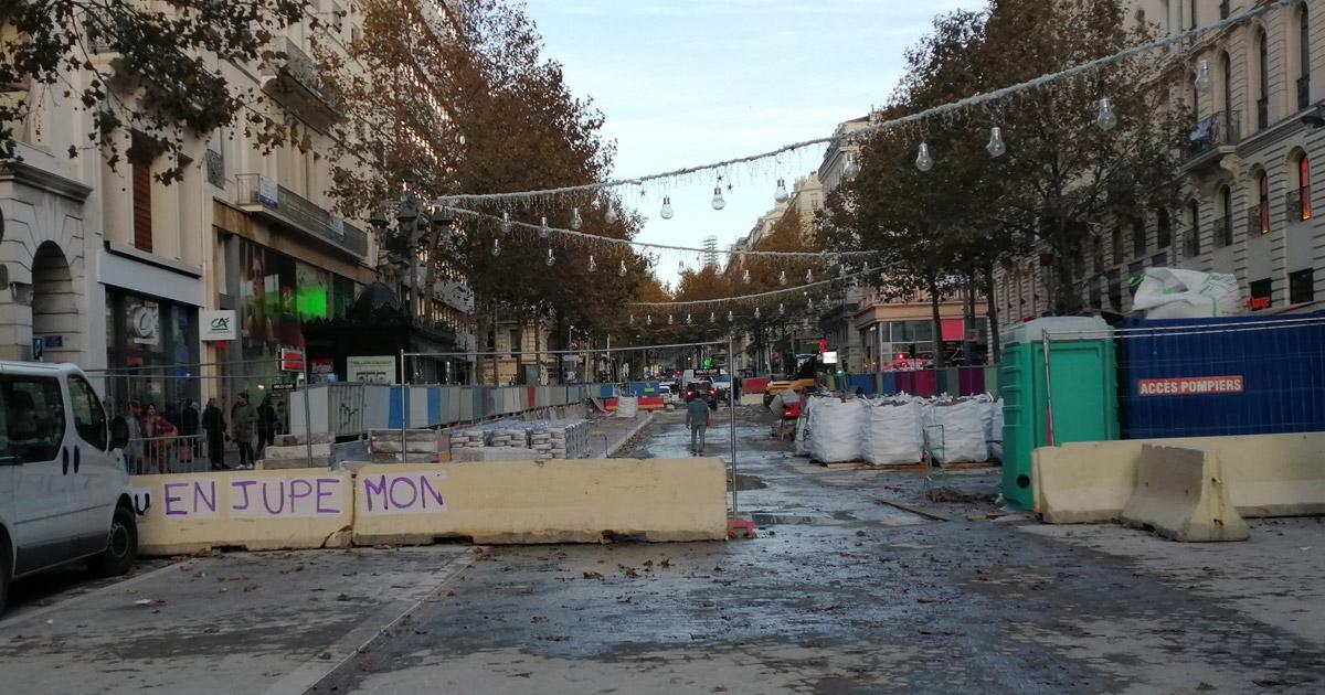 Zone à faible émission de Marseille