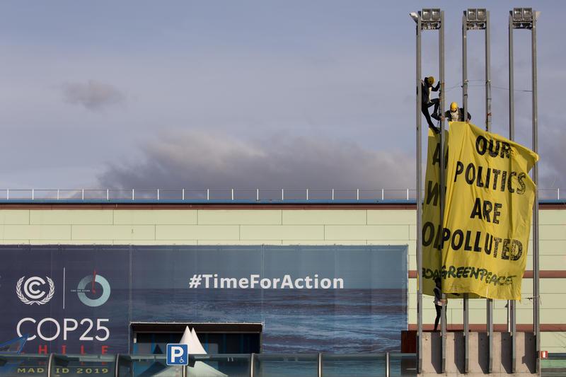 COP25 : les États protègent leurs intérêts industriels, plutôt que le climat