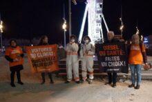 Nous avons remis la lettre de Greenpeace France à Yvon Berland