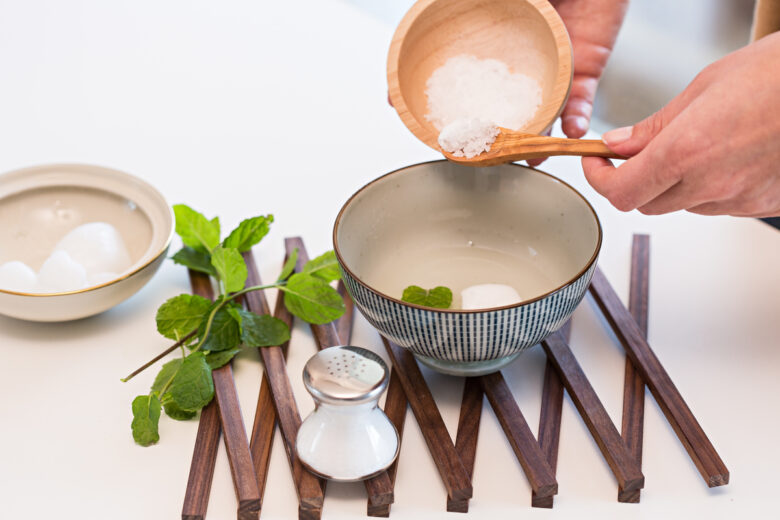 DIY Beauty Products without Plastics in Germany.