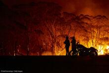 L'Australie est en feu