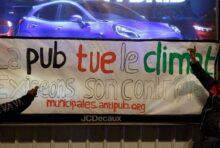 La publicité tue le climat