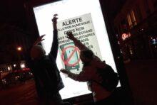 Municipales Paris : les candidat·es incité·es à se positionner sur le sort des écrans vidéos publicitaires