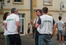 Greenpeace Nancy forme ses militant.es !