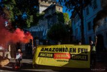Stop à la déforestation : mobilisation à Chambéry