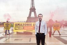 Amazonie : des actions partout en France