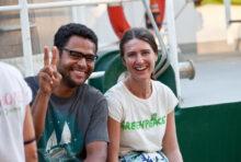 Travailler pour Greenpeace