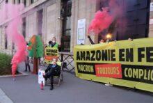 Et l'Amazonie brûle toujours…