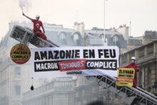 Amazonie : blocage à l'Elysée