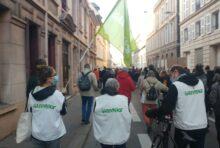 Le GL se joint à la Marche des Libertés
