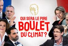 Votez pour les boulets du climat!