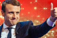 Emmanuel Macron est le roi des boulets du climat