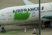 [ACTION] : L'avion vert ne sauvera pas le climat