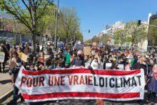 Marche pour une vraie loi climat du 28 mars 2021