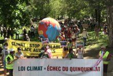 Et on a marché encore et encore ce 9 mai 2021, pour une VRAIE loi climat
