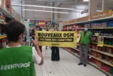Action Nouveaux OGM