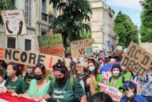 Marche d'après pour une vraie loi climat le 09 mai 2021