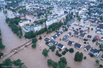 Inondations à Bad Neuenahr, en Allemagne